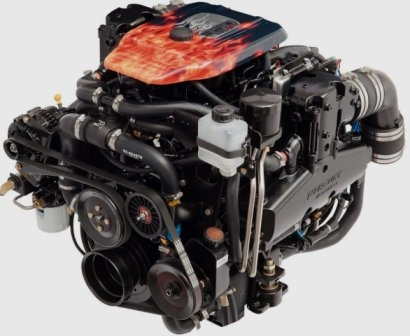 5.8L GM 357 v8 MERCRUISER