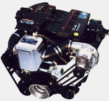 7.4L GM 454 v8 MERCRUISER