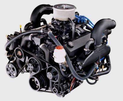 8.9L GM 540 v8 MERCRUISER