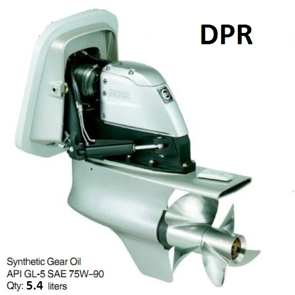 DPR PIEDE VOLVO PENTA ENGINE MARINE PART